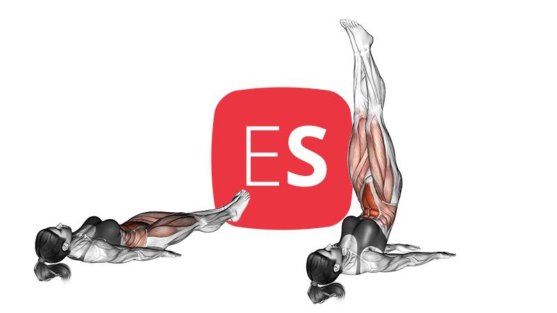 Floor-leg-raise