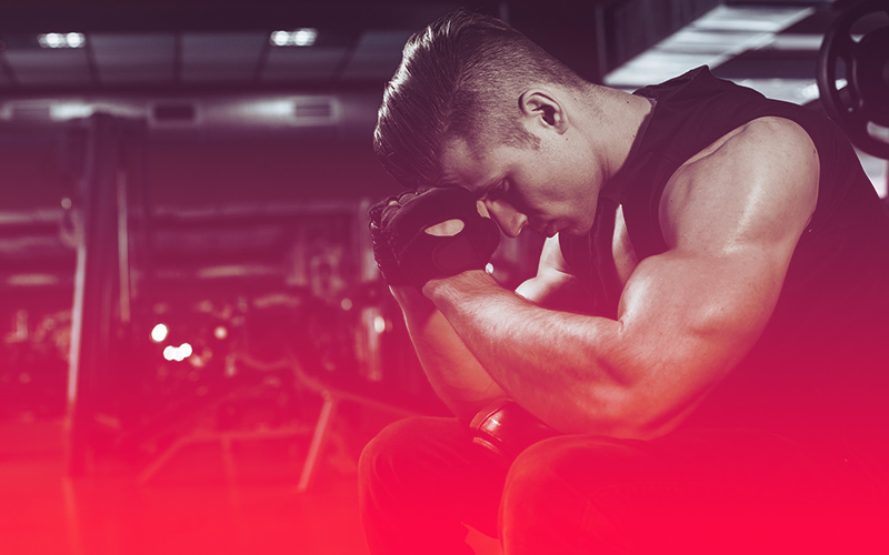 άγχος και απόδοση στο γυμναστήριο