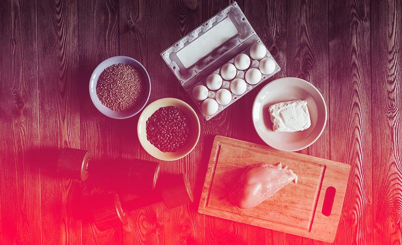 τροφές πλούσιες σε πρωτεΐνη