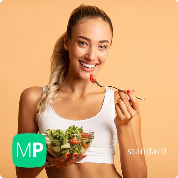 Πλάνο διατροφής Mealpro Standard